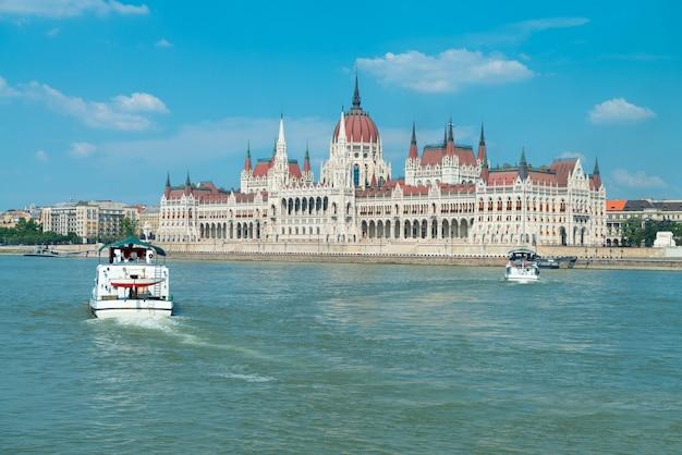 Palazzo del parlamento a budapest