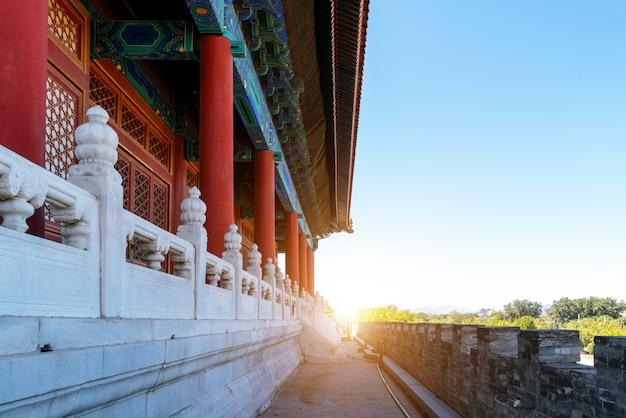 Palazzo imperiale di pechino, cina