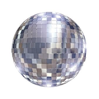Palla da discoteca a specchio