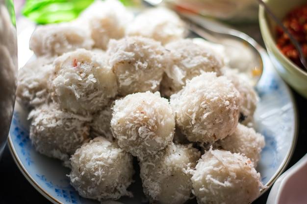 Palla di cocco thailandia