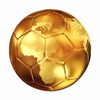 Pallone da calcio per coppa del mondo
