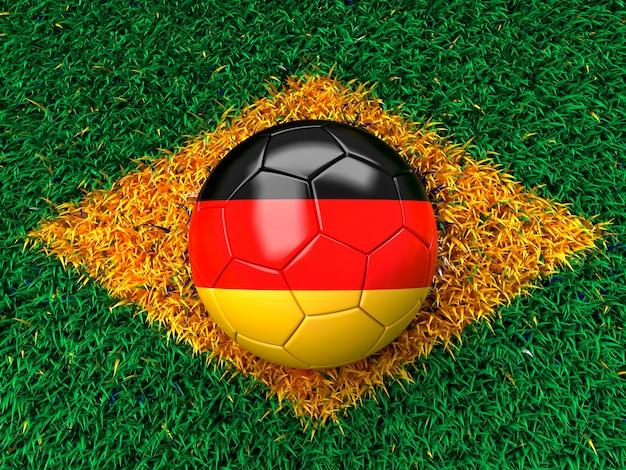 Pallone da calcio tedesco