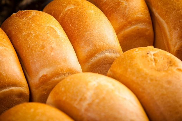 Pane bianco fresco