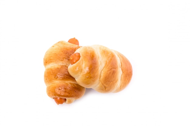 Pane con salsiccia.