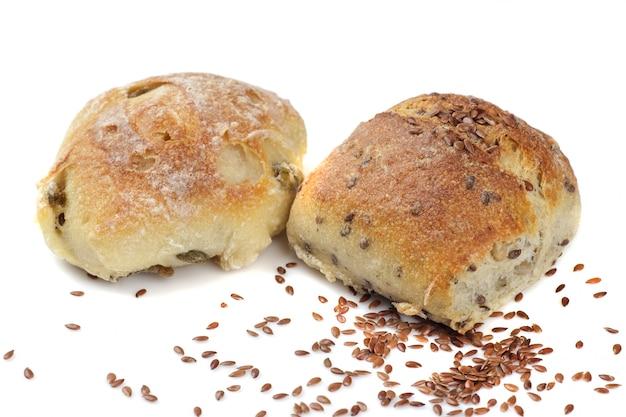 Pane e semi di lino