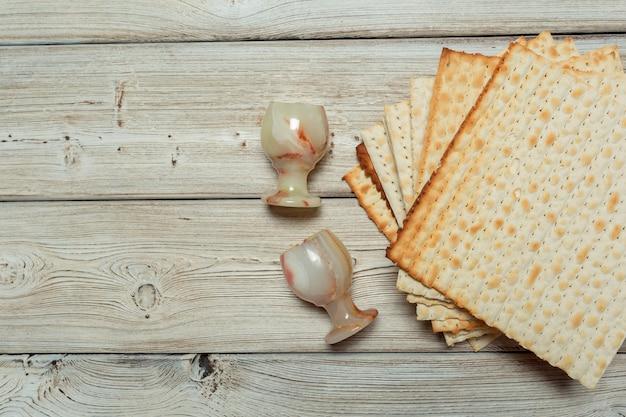 Pane ebraico tradizionale ebraico pasquale
