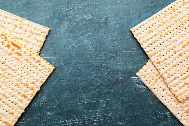 Pane ebraico tradizionale matzo