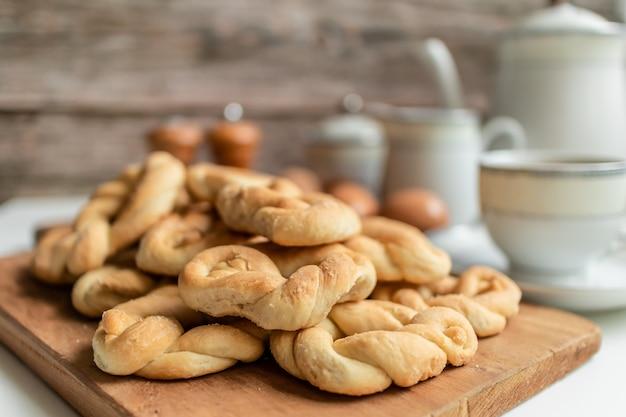 Pane fatto a mano panamense