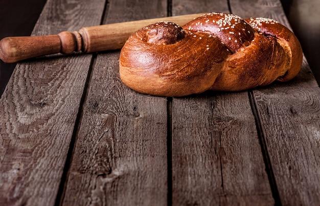 Pane fresco fatto in casa