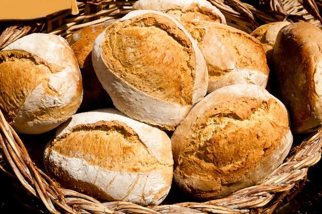 Pane tradizionale della spagna mediterranea