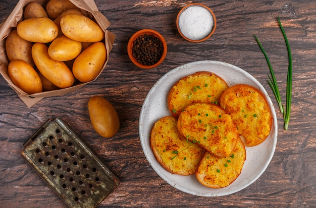 Panini con patate fritte