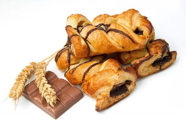 Panino al cioccolato