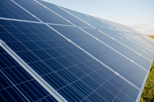 Pannelli solari innovativi.