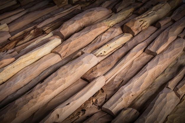 Pannello in legno fatto a mano