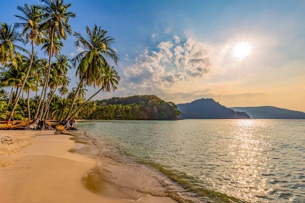 Panoramica del primo viaggio a kood island, è molto bello