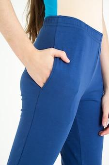 Pantaloni sportivi di moda