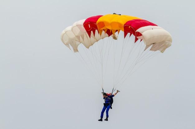 Paracadutista del papea