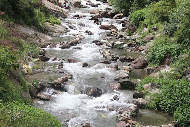 Paravti river