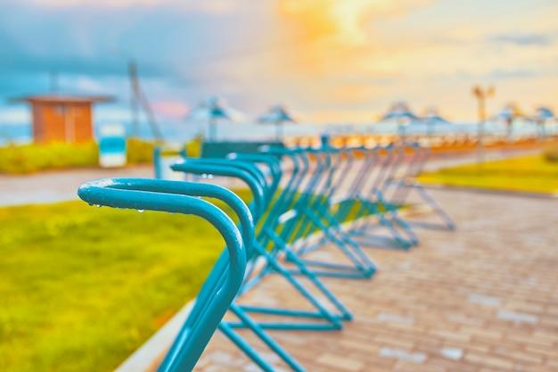 Parcheggi per biciclette