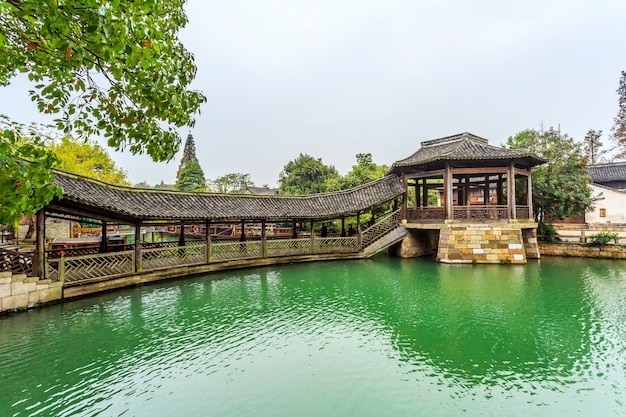 Parco e lago