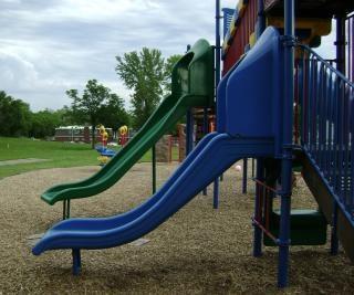 Parco giochi, al di fuori