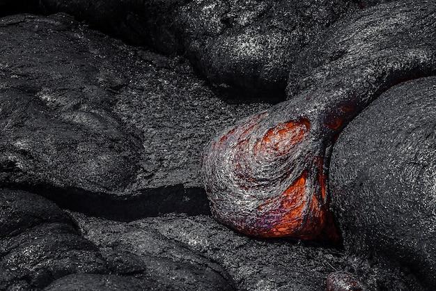 Parco nazionale dei vulcani delle hawaii