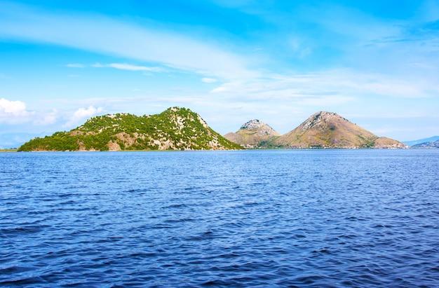 Parco nazionale del lago skadar, montenegro