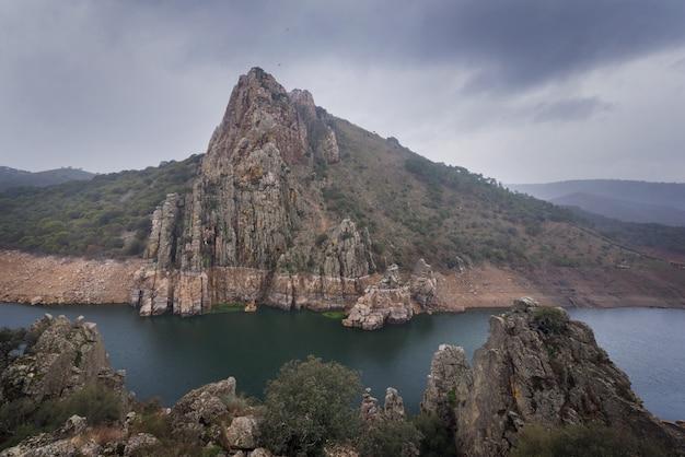 Parco nazionale di monfrague a caceres, estremadura, spagna.