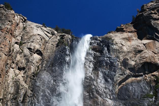 Parco nazionale yosemite in california, usa