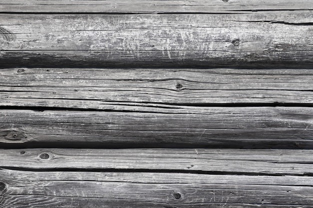 Parete di legno della casa del legname di struttura degli ambiti di provenienza
