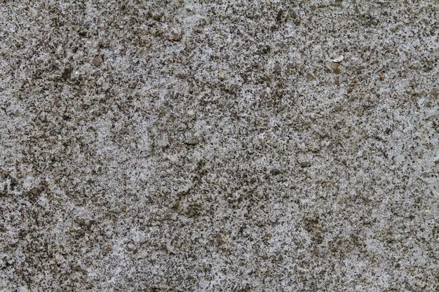 Parete grigia di lerciume con struttura naturale del cemento