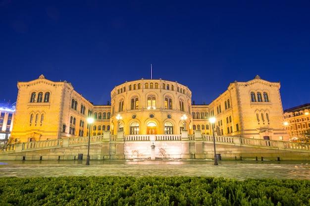 Parlamento di oslo