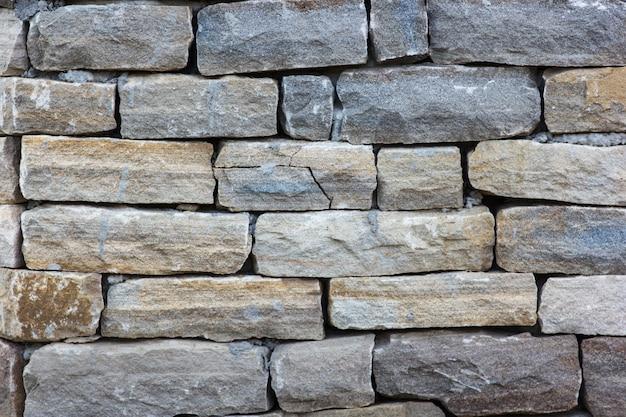 Parte di un muro di mattoni, trama o sfondo