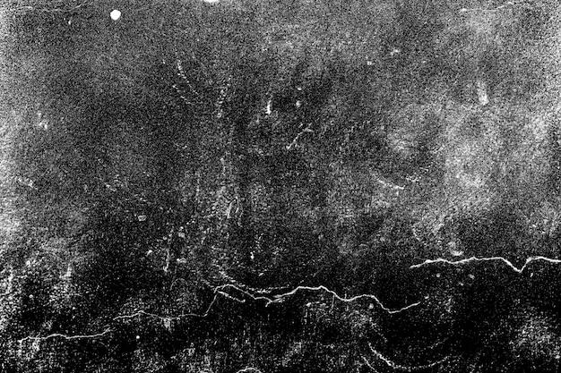 Particella di polvere astratta e struttura del grano della polvere su fondo bianco