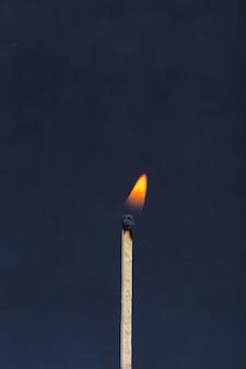 Partita in fiamme