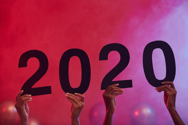 Party background 2020