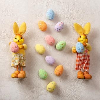 Pasqua, caccia alle uova, buona pasqua domenica, pasqua lunedì, pasqua domenica, decorazione delle uova