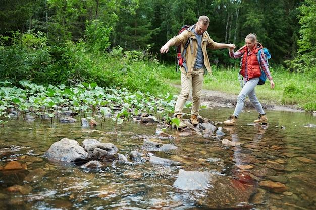 Passaggio del fiume