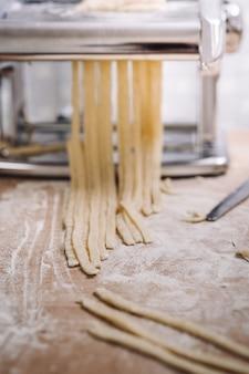 Pasta fatta in casa tradizionale