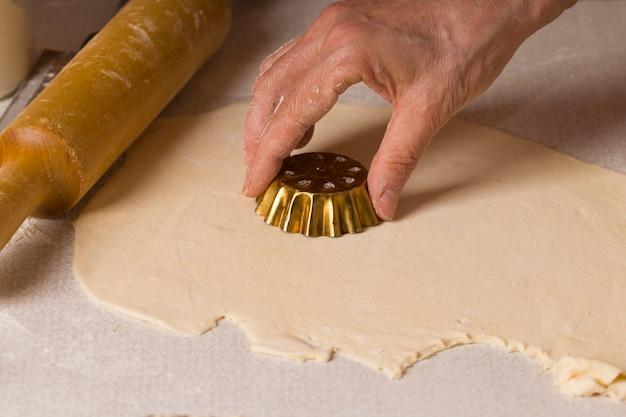 Pasta per taglio manuale