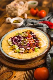 Pasto messicano