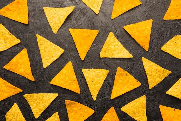 Patatine nachos