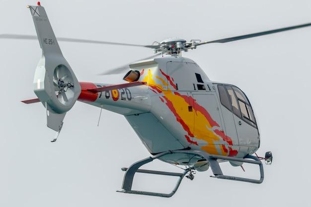 Patrulla aspa, elicottero eurocopter