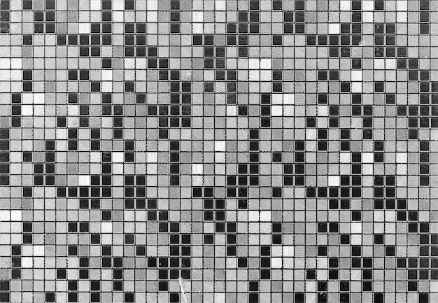 Pattern di sfondo astratto in bianco e nero grafica