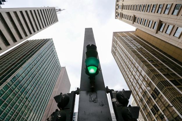 Paulista avenue, sao paulo, brasile