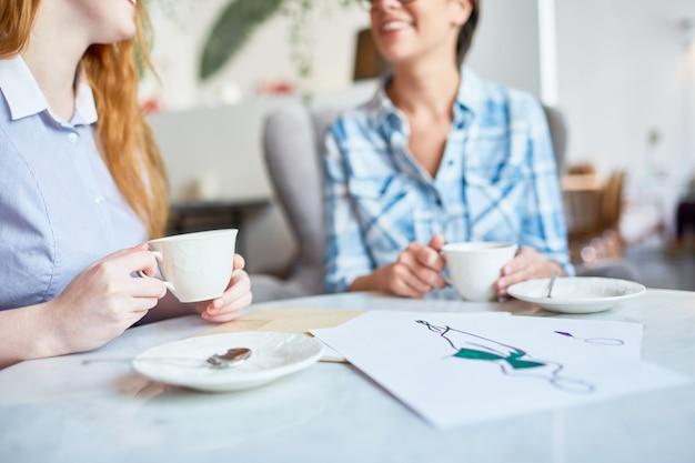 Pausa per il tè