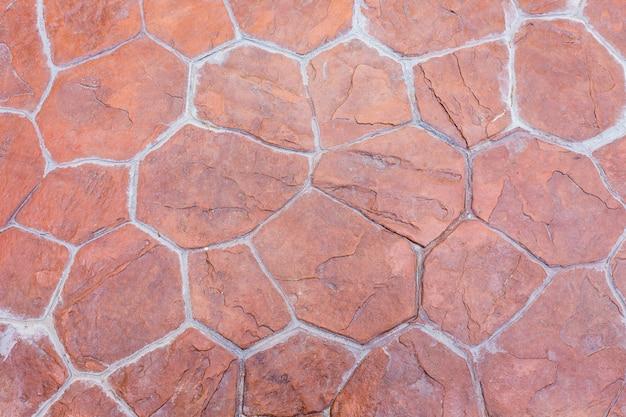 Pavimentazione di roccia
