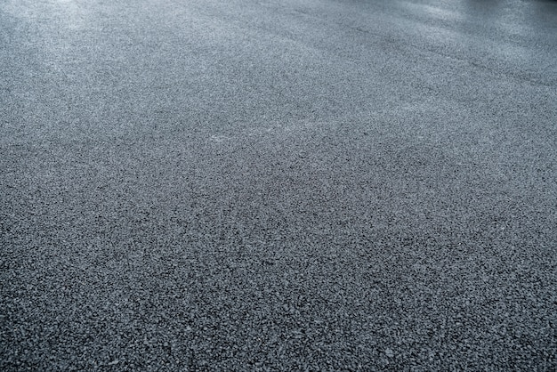 Pavimentazione stradale asfaltata