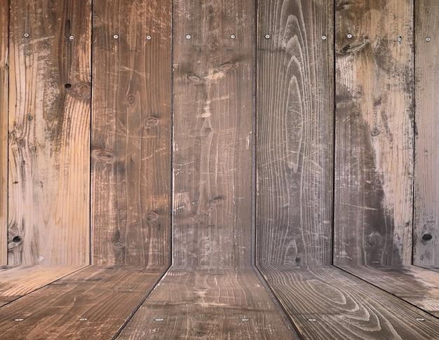 Pavimenti carta da parati pulita colore vecchio