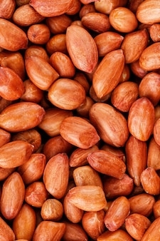 Peanuts, for o textures. arachidi inshell non pulite.